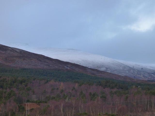 Snowy Morven