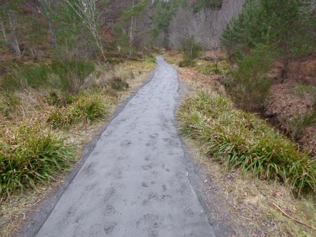 Repaired Burn o Vat path