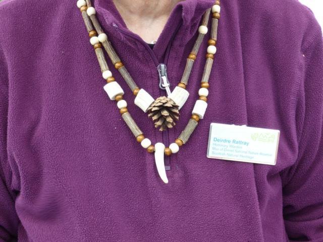 Nature necklaces