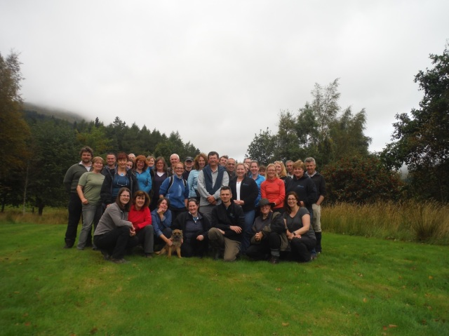 Tayside and Grampian staff