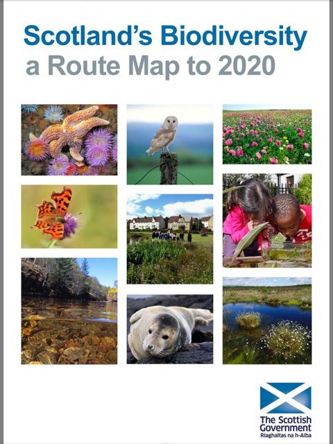 Scotland's Biodiversity Routemap